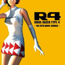 OST-R4 -THE 20TH ANNIV. SOUNDS--JAPAN 2 CD I45