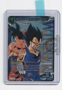 Son Goku & Vegeta, Saiyan Synergy WINNER Tournament Promo Card Dragon Ball Super