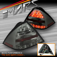Full Smoked LED Tail Lights for Mercedes-Benz C-Class W203 2005-2007 Sedan