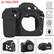 Soft Cover Case Skin Shell for Nikon D850 Camera Silicone Housing Protector SN