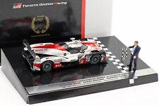 1 43 Spark Toyota Ts050 Hybrid Winner 24h le Mans 2018