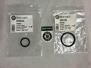 """Bearmach Land Rover Discovery 2 V8 & P38 V8 Water Outlet Rail """"O"""" Ring Set"""