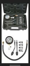 Engine Cylinder Compression Kit Tester Dirtbike PWC Piston Kart Motor 2 Stroke
