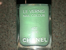 Chanel Vernis JADE #407 Super Rare Nail Polish Limited Edition Super RARE NIB!!