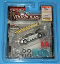 1/64 Die-Cast Modifiers Silver 1999 Mitsubishi Eclipse GSX XConcepts 2002 NEW
