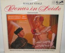 Robert Stolz - Venus in Seide SEALED LP Vinyl Margit Schramm Rudolf Schock