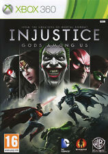 Injustice Gods Among Us DC Comics (Batman, Superman, Flash, JLA...) XBOX 360
