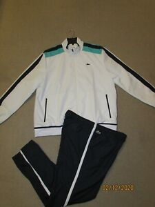 Genuine Lacoste Sport Tracksuit  Golf Mens Size  US 3XL FR 8