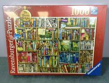New Ravensburger The Bizarre Bookshop Puzzle 1000 Pieces