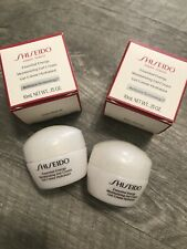 Shiseido Essential Energy Moisturizing Gel Cream 10ml .35 0.35 oz set x 2= .7 oz