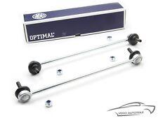 2x Optimal Coupling Rod Stabilizer Front for Peugeot 206 208 1007 Citroen C2