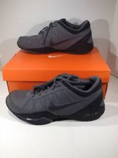 NIKE Mens Air Ring Leader Low Gray Basketball Athletic Shoes Size 10.5 F2-7