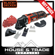 Oscillating Multifunction Tool 300w Model Bmt300-xe Black & Decker