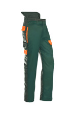 SIP Type A Innovation Chainsaw Trousers - Brand New - Classic Green
