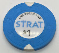 Mint $1 Las Vegas STRAT Casino Chip