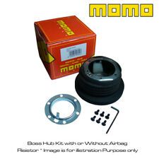 MOMO HUB ADAPTOR BOSS KIT FOR MOMO STEERING FOR RENAULT CLIO RS 2001 Onwards