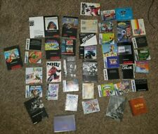 Super Nintendo, NES Gameboy, Sega Gamecube Manual Lot. SPYRO, SONIC MORE!