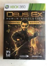 Deus Ex: Human Revolution -- Augmented Edition (Xbox 360, 2011) Complete S68
