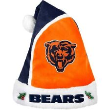 Chicago Bears Santa Hat Forever Collectibles NFL 2015