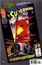 DC Millennium Editions - Superman #75 (Volume 2) - Reprint (2000) - New Bagged