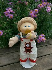 1985 Vintage Cabbage Patch Kid - IC1 Factory - Clothes - Pacifier