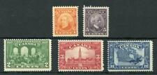 Canada 1927 60th Anniv set SG266/70 fine MNH