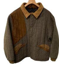VTG Woolrich Men's Wool Hunting Shooting Jacket Size XL