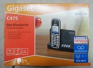 Gigaset C 475 Telefon mit AB NEU in OVP ungeöffnet...!!