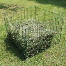 Metallgitter-komposter Garten-komposter Drahtkomposter Metallkomposter grün