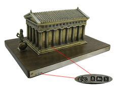 Silver Gilt Box The Parthenon 1922