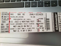 single day Tickets New Orleans Jazz Festival: Weekend Two: 05/03/19-05/05/19