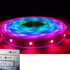 1M DMX IC RGB Led Strip DMX512 Dream Color 30 Pixels IP67 no need decoder 12V DC