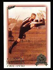 1996 Hall of Fame No. 13 Dave McNamara St Kilda Saints card