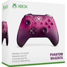 Xbox One Wireless Controller - Phantom Magenta Special Edition Fedex 2 day