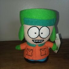 South Park Kyle Stuffed Plush Comedy Central 2008 Nanco doll character toy 5 1/5