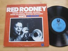 Red Rodney - Red, White & Blues LP Muse Buster Williams Roland Hanna Ultrasonic