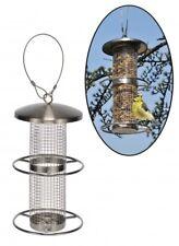 acier inoxydable Mangeoire pour oiseaux imperméable oiseau station de nourriture