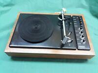 Raro GIRADISCHI Vintage Originale RFT ZIPHONA RUBIN 523/3 Testato e Funzionante!
