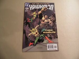 Hawkman #33 (DC 2004) Free Domestic Shipping