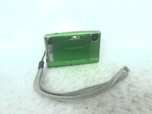 Fujifilm FinePix Z Series Z10fd 7.2MP Digital Camera - Green