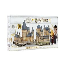 Hogwarts Castle Wizarding World of Harry Potter 3D Puzzle  428 Pieces Large *NEW