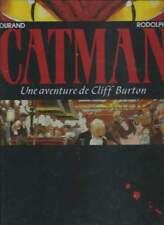 DURAND / RODOLPHE . CLIFF BURTON  N°5 . TOUTES FOLLES DE LUI . EO . 1992 .