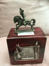 Myth & Magic - 3011 The Warrior Knight - V Rare Tudor Mint Mould 1 Horse Soldier