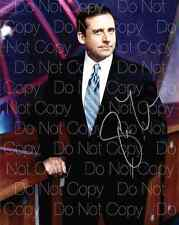 The Office 3 signed Steve Carell Michael 8X10 photo picture poster autograph RP