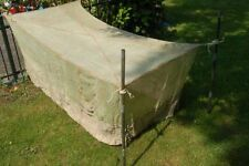 WWII Moquite net folding cot cover  British Army Airborne Commando