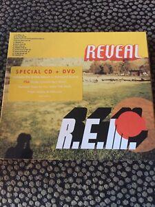 R.E.M. - Reveal (CD + DVD-Audio 5.1 ) [Digipak] (2005) new and sealed