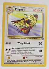 Pidgeot 24/64 - Jungle Set - Mint Condition - Rare - Pokemon Card bw go