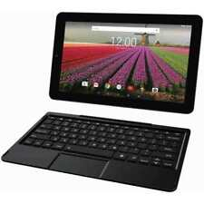 "RCA RCT6213W87 Maven Pro with WiFi 11.6"" 32GB 2-in-1 Tablet PC Android keyboard"