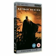Batman Begins [UMD Mini for PSP].