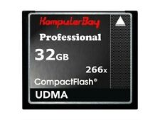 32 GB Compact Flash CF Memory Card for Sony Alpha DSLR A200 A300
